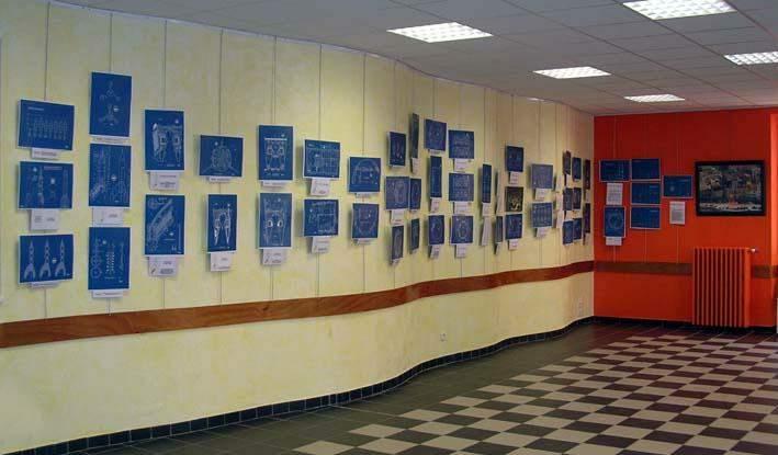 Imagen de la exposición - ©  Jacques Hiron / Modelstories 2008